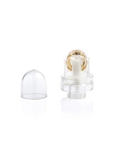 Hydra Roller 64 Altın İğneli Aplikatör Serum Ampul Uygulayıcı 0.50 mm Dermaroller Renksiz